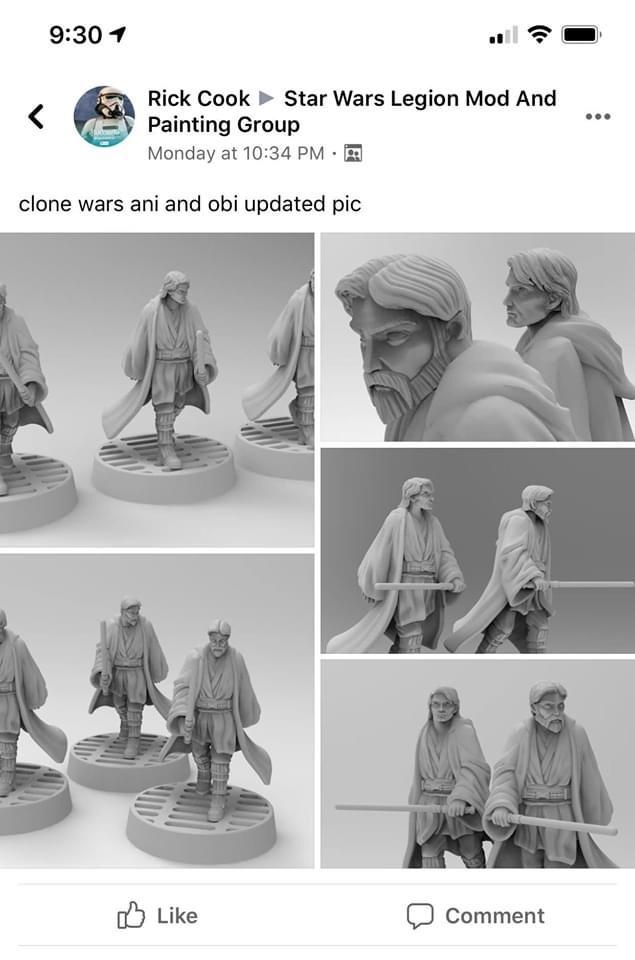 Star Wars Legion Legion Holonet Page 5